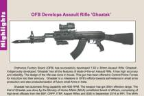 Индийская штурмовая винтовка