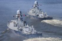 50 кораблей Каспийской флотилии выйдут в море