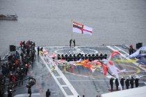 Россия и Франция готовы строить авианосец для Индии
