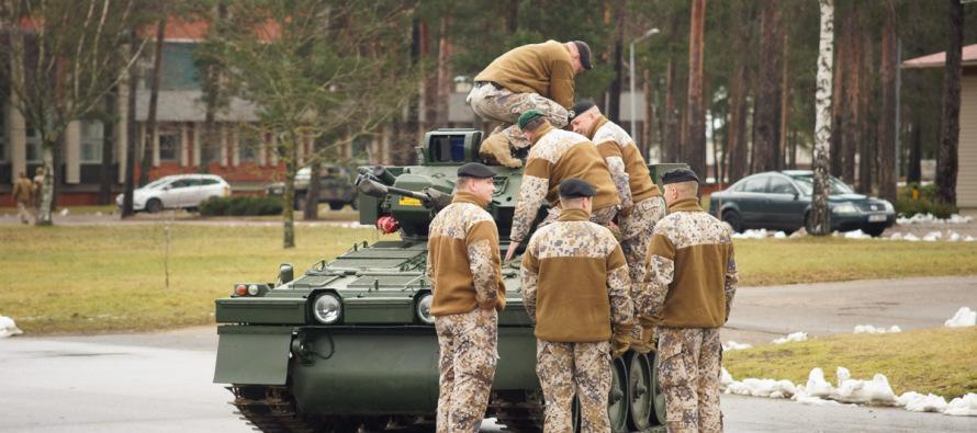 Курсы по вождению бронетехники