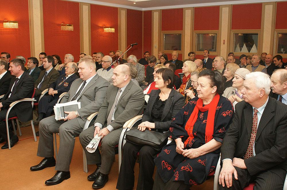 Встреча с послом в Доме Москвы