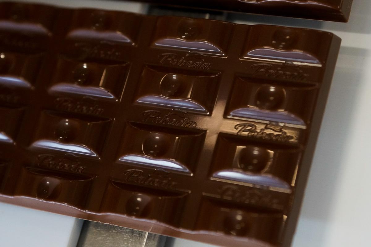 В Вентспилсе открылась шоколадная фабрика «Победа»