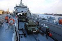 Польские десантники готовятся к учениям в Турции