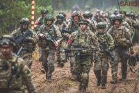 Учениями по гражданской обороне руководят США