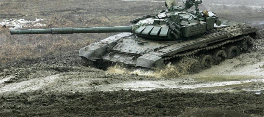 Сформирована 1-я гвардейская танковая армия