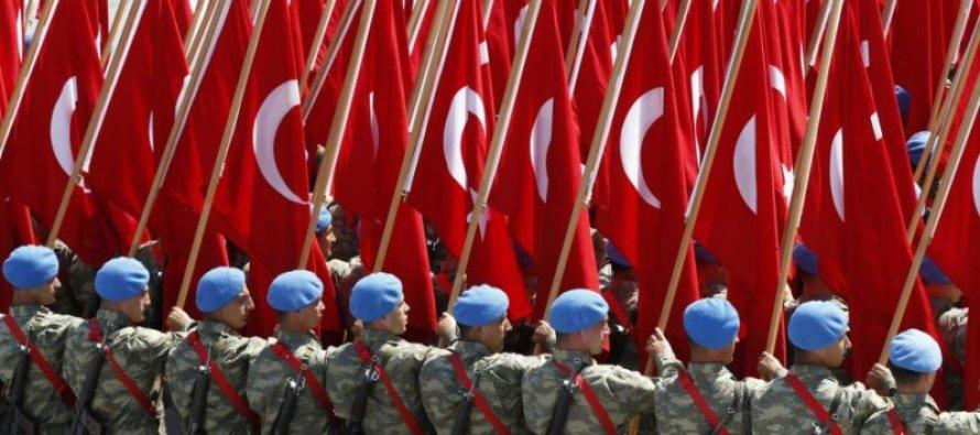 Проверка территории Турции по Венскому документу