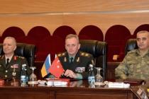 Визит начальника Генштаба — Главкома ВСУ в Турцию