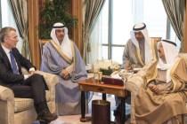 Визит Генсека НАТО в Кувейт