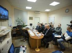 Встреча с Приморским краем и Воронежской областью