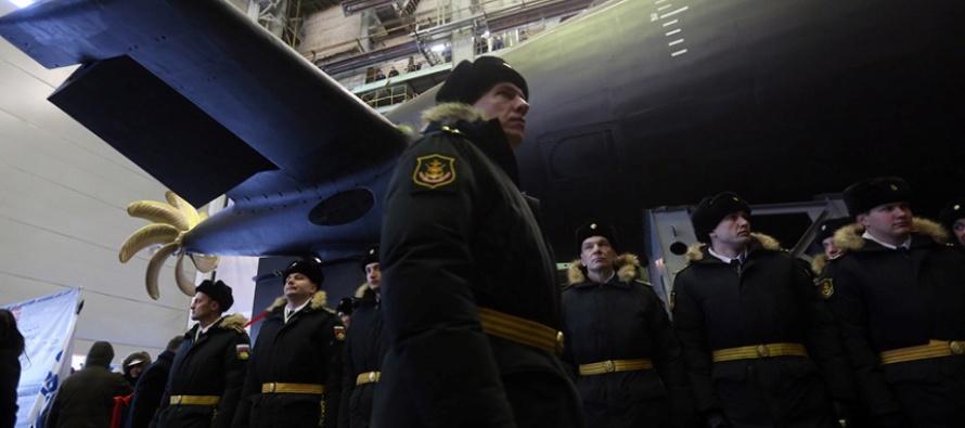 Спустили на воду ДЭПЛ «Великий Новгород»