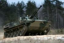 БМД-4М и БТР-МДМ приняты на вооружение