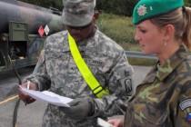 Учения армии США в Европе «Saber Junction»