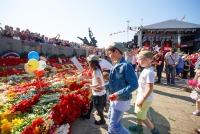 9 мая в Риге: Зарисовки у памятника Освободителям