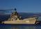 Крейсер «Пётр Великий» вышел в море