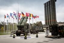 Развёртывание сил ПВО в Рамштайне