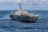 «Гонка героев» на полигоне Балтийского флота