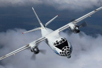 Контрольный полёт над Россией и Беларусью