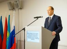 Приём посольства России