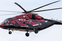 Первый заказ на вертолёты Ми-38