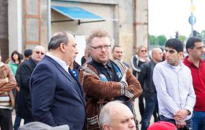 Выставка «Геноцид армян» в музее Холокоста
