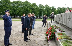День памяти и скорби 22 июня 2015 года в Риге