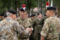 Посол заверил Латвию, что GB внесёт вклад в оборону