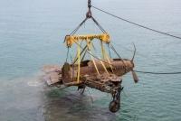 Итоги подводно-поисковой экспедиции