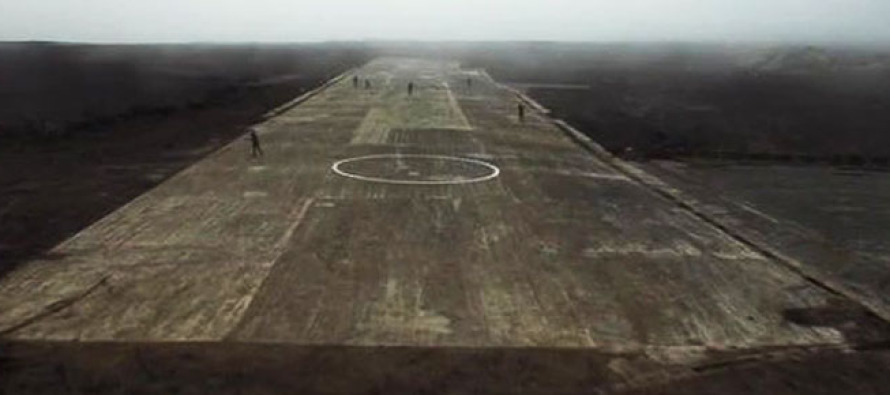 На острове Матуа восстанавливают японский аэродром
