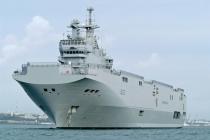 «Мистраль» вошёл в состав египетских ВМС