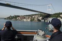 Эсминец Porter (DDG 78) покинул Черное море