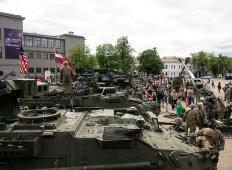 Драгунский полк в Даугавпилсе
