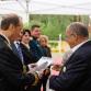 Приём в летней резиденции посольства России в Юрмале