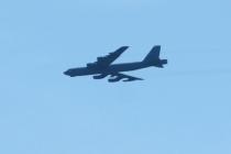 Бомбардировщики В-52 прибыли в Великобританию