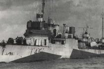 Обследовали эсминец «Деятельный»