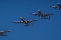 Штурмовики А-10 на авиабазе Эмари в Эстонии