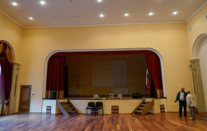 Калининград: Встреча в Армянской диаспоре