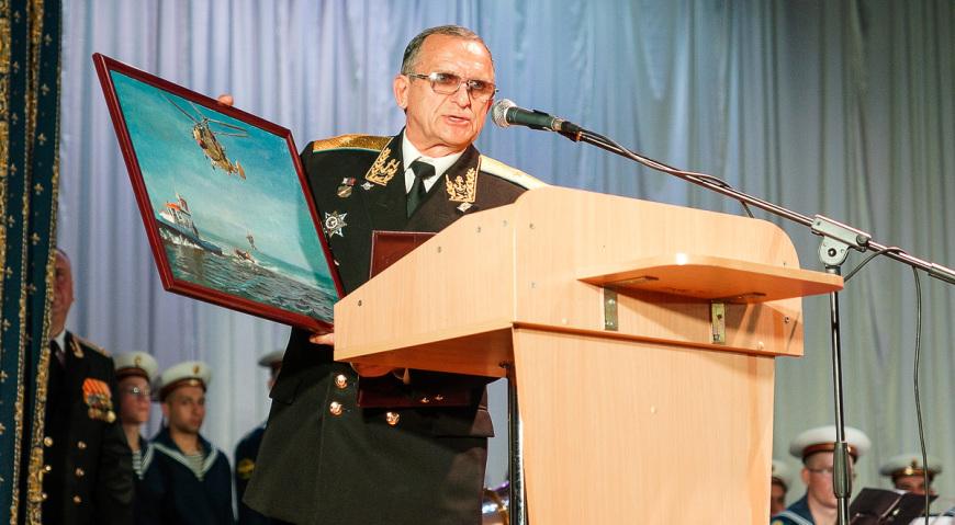 Генерал-лейтенант Быков Анатолий Михайлович холдинг Вертолёты России