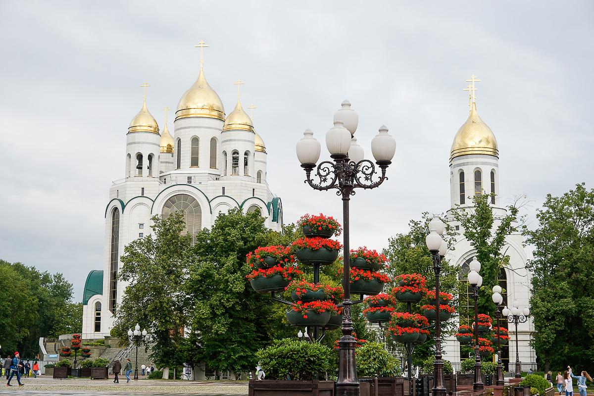 Калининград: Зарисовки