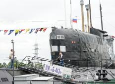 Калининград: Музей Мирового океан — подлодка Б-413