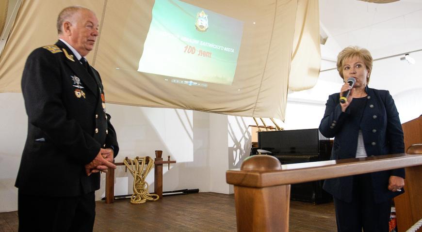 Директор Музея Мирового океана Светлана Сивкова