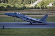 Истребители ВВС США прибыли в Эмари