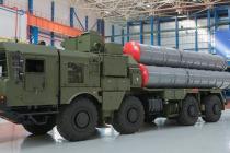 Второй полковой комплект ЗРК С-400 в этом году