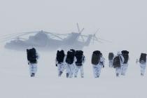 Все части ВДВ пройдут подготовку в Арктике