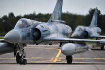 Учения воздушного командования НАТО