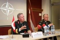Канада пришлёт в Латвию своих солдат
