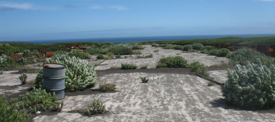 Вторая экспедиция на остров Матуа