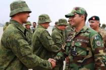 Российский спецназ в Пакистане