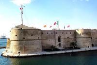 На базе итальянских ВМС поймали взяточника