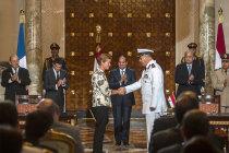 Второй «Мистраль» передан Египту