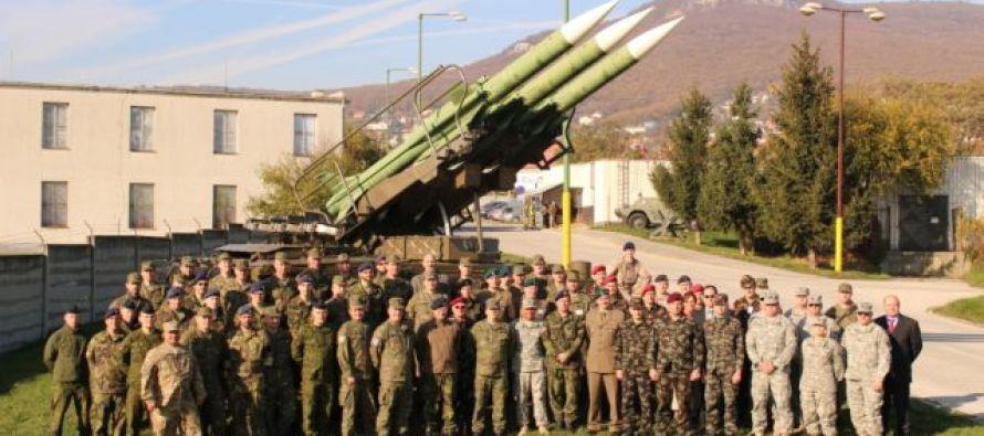 Военные учения «Tobruq Legacy 2016″